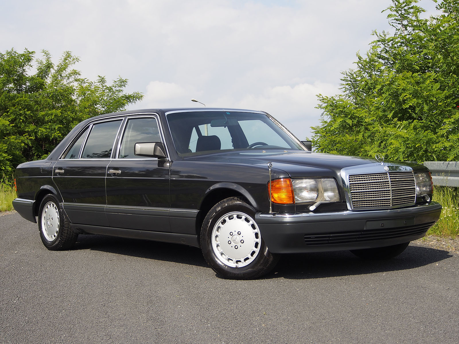 90 mercedes benz 560 sel nowex cars for 90s mercedes benz
