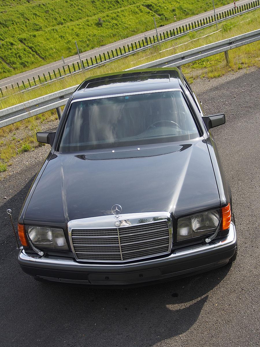 90 mercedes benz 560 sel nowex cars. Black Bedroom Furniture Sets. Home Design Ideas