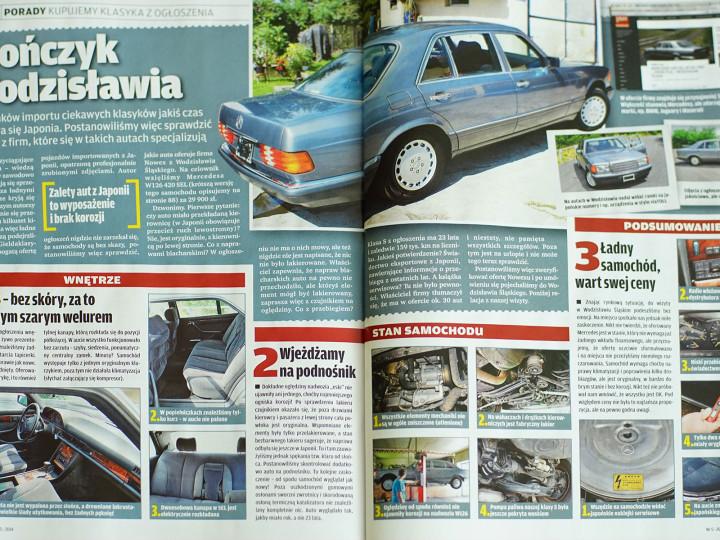 Rekomendacja Auto Świat Classic