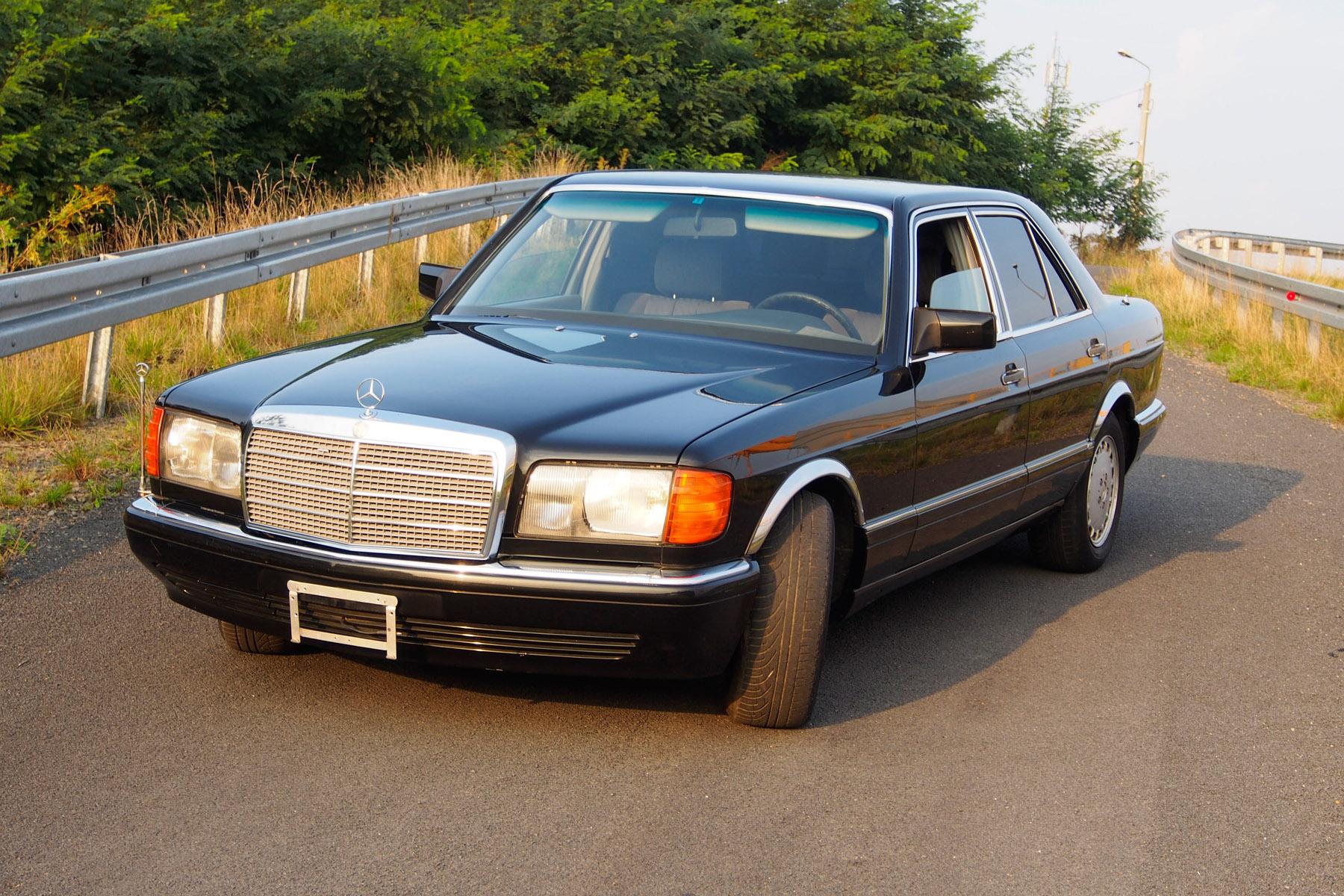 87 mercedes benz 300 se nowex cars for Mercedes benz 300 se