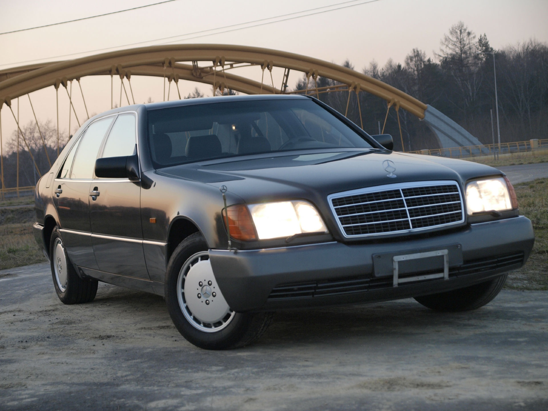 91 mercedes benz 500 sel nowex cars for 91 mercedes benz