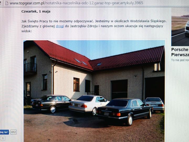 Wizyta Top Gear Polska