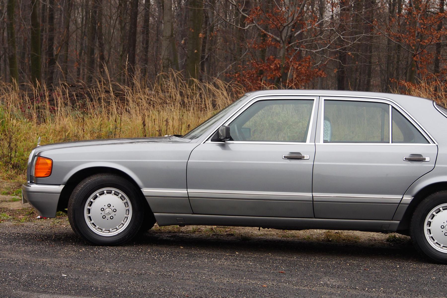 86 mercedes benz 300 se nowex cars for Mercedes benz 300 se