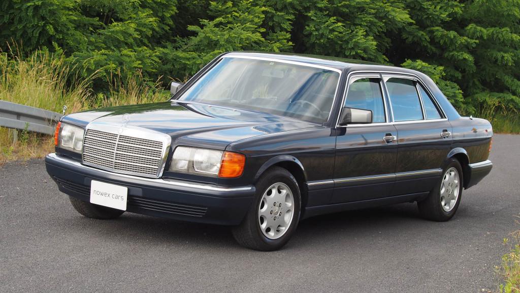 88 Mercedes Benz 420sel