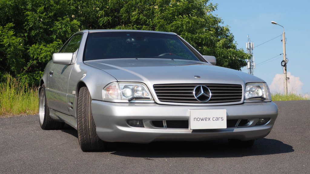 96 mercedes benz sl 320 nowex cars for 96 mercedes benz