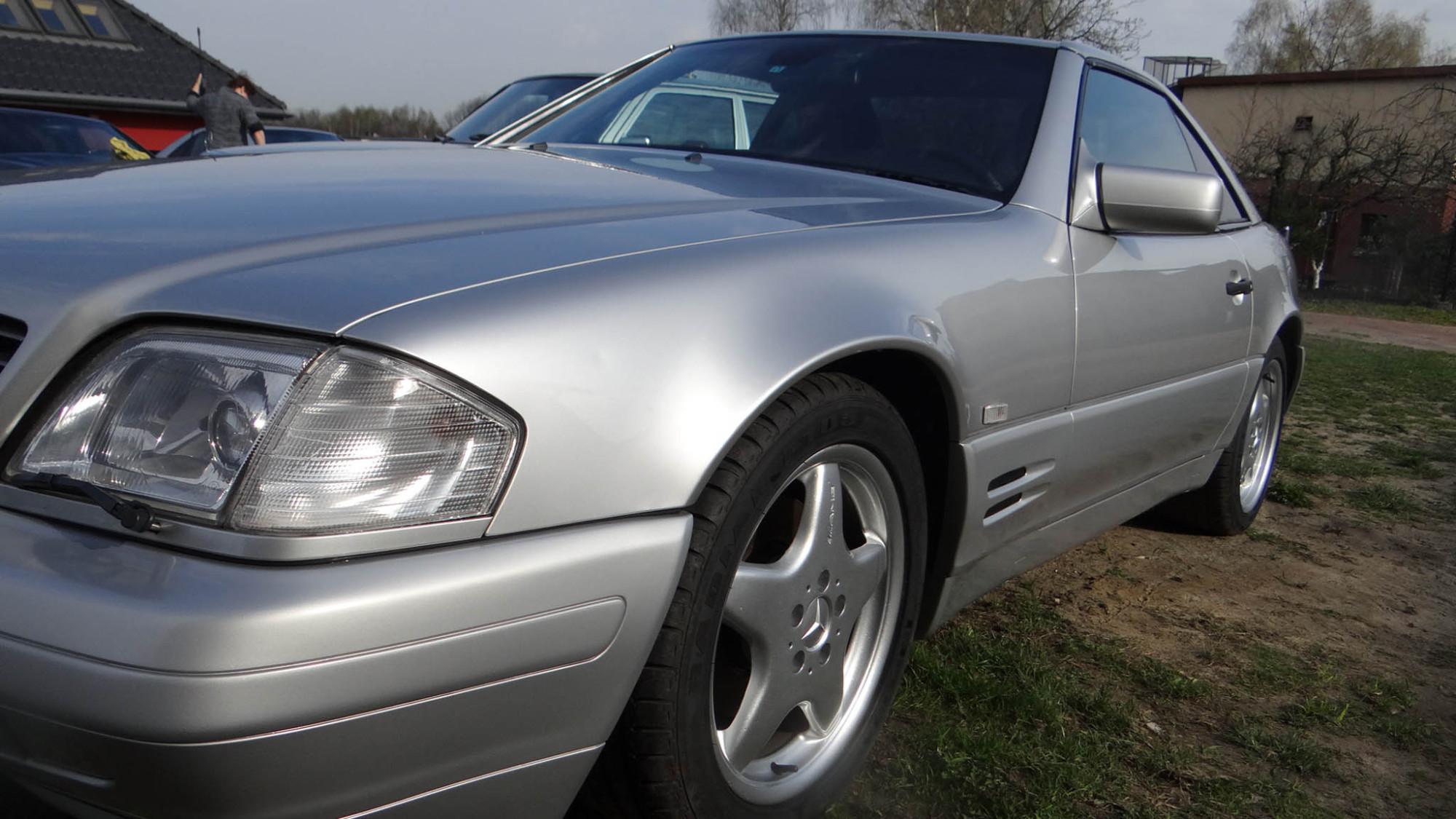 39 97 mercedes benz sl 500 nowex cars for 97 mercedes benz