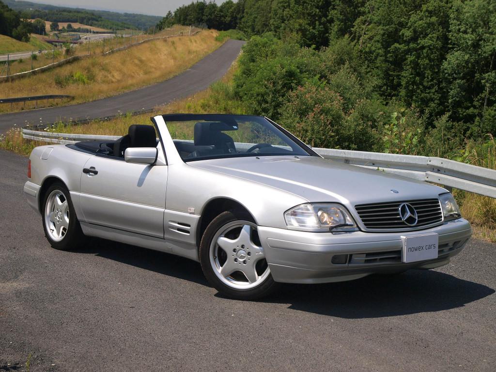 97 mercedes benz sl 500 nowex cars for 97 mercedes benz