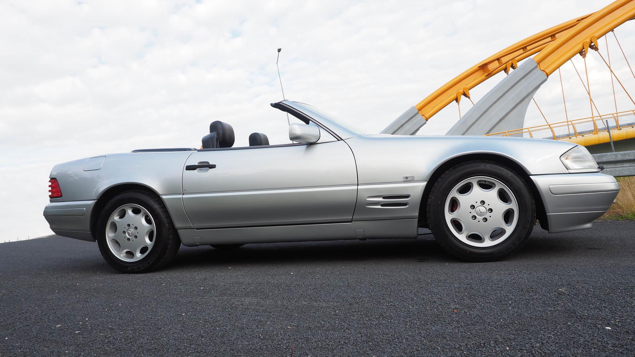 39 97 mercedes benz sl 320 nowex cars for 97 mercedes benz