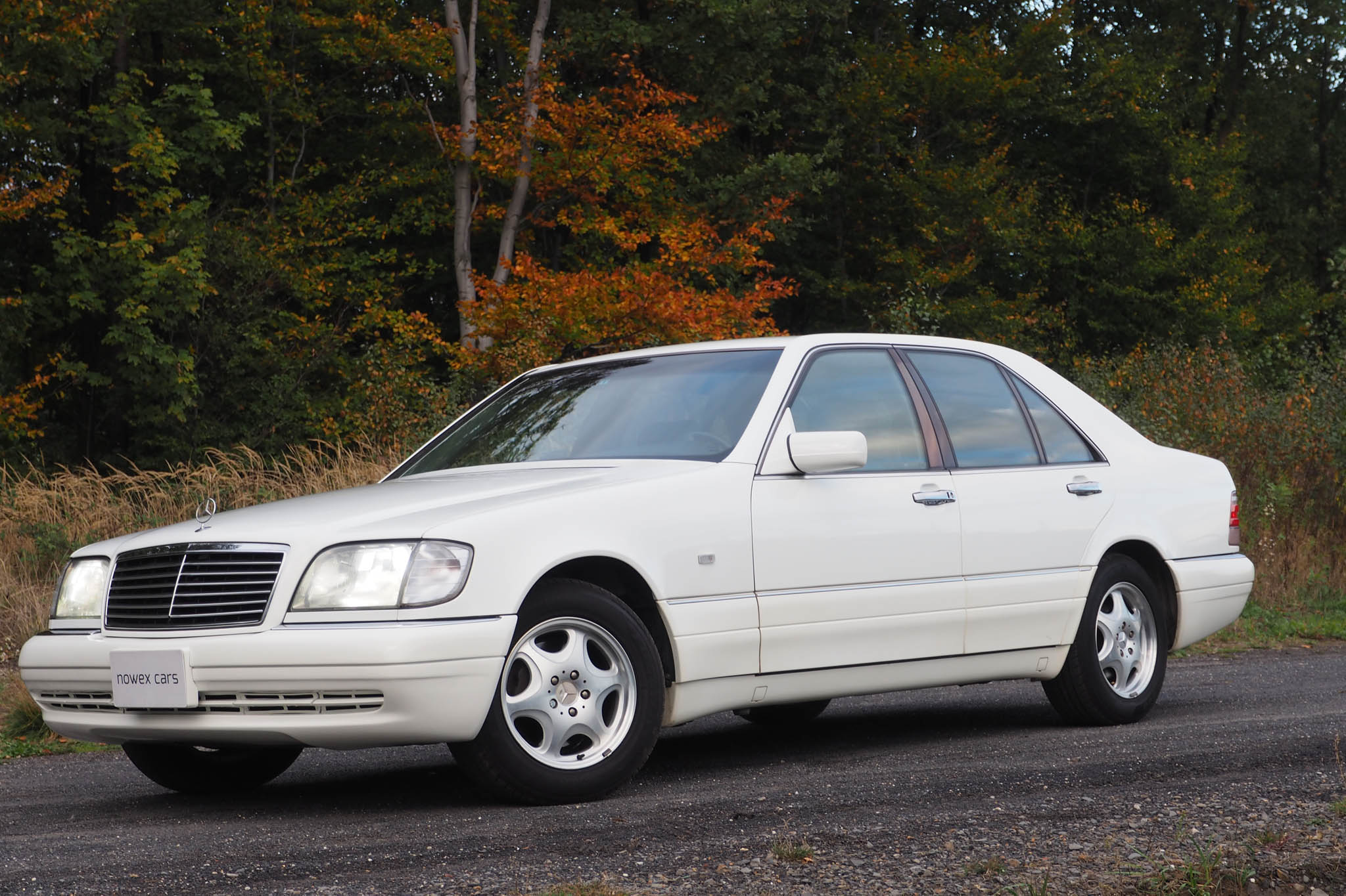 96 mercedes benz s 320 nowex cars for 96 mercedes benz