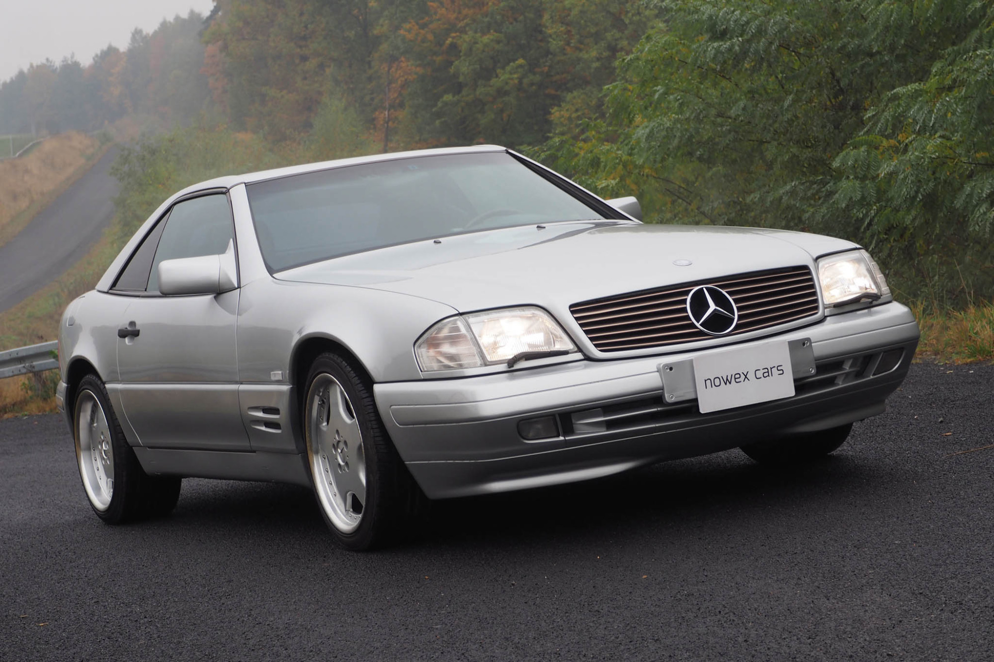 96 mercedes benz sl 500 nowex cars for 96 mercedes benz