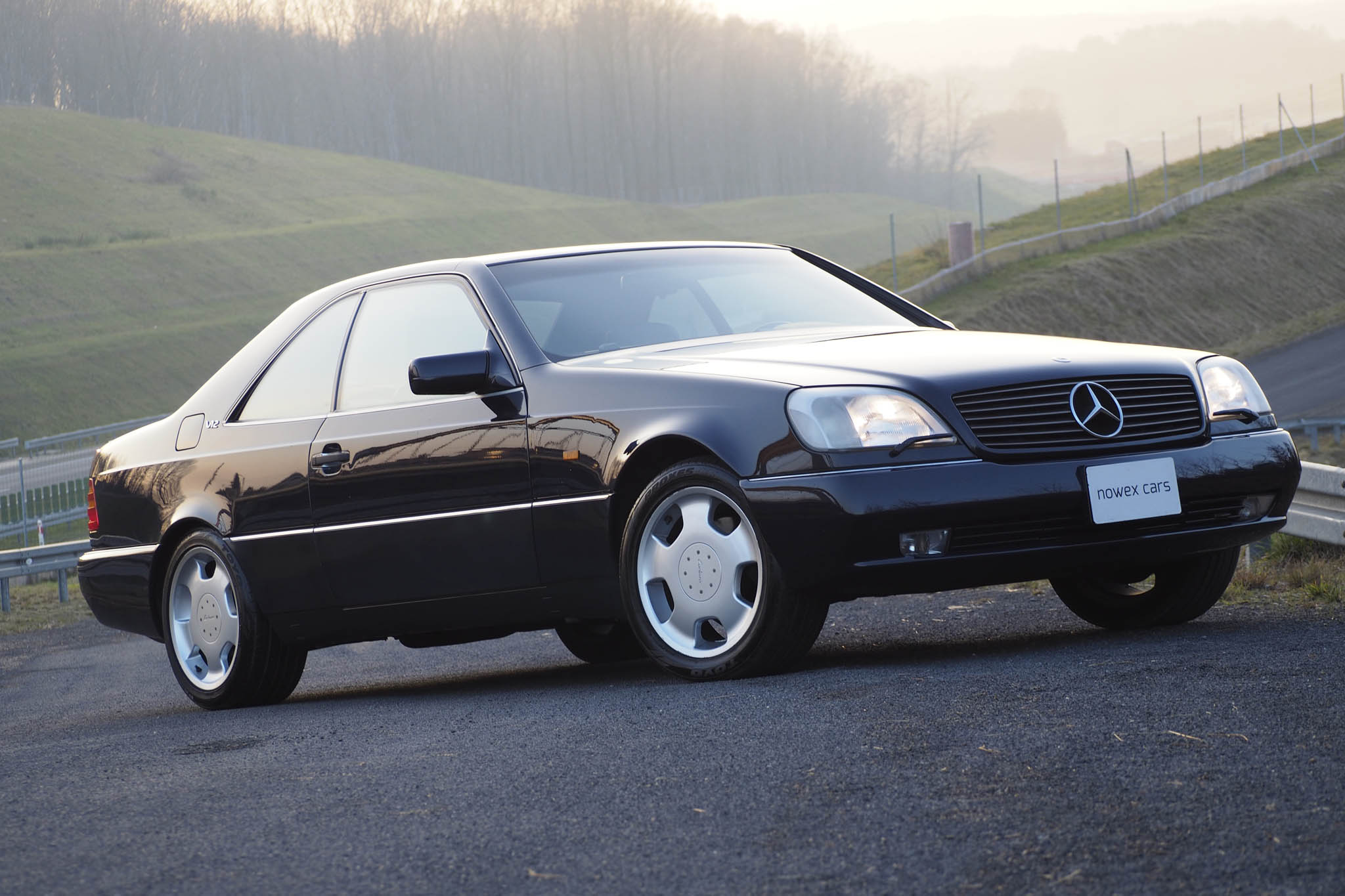 96 mercedes-benz cl 600 | nowex cars