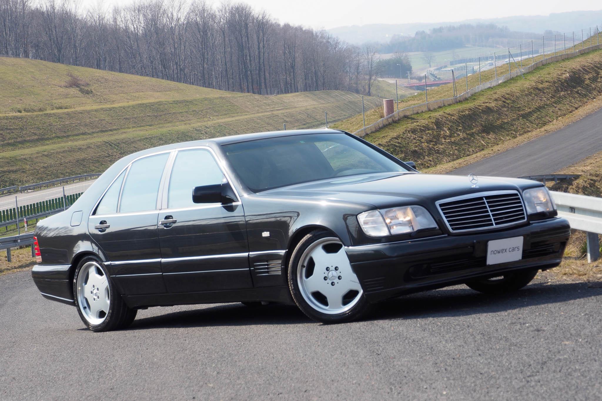 92 mercedes benz 300 se nowex cars for Mercedes benz 300 se
