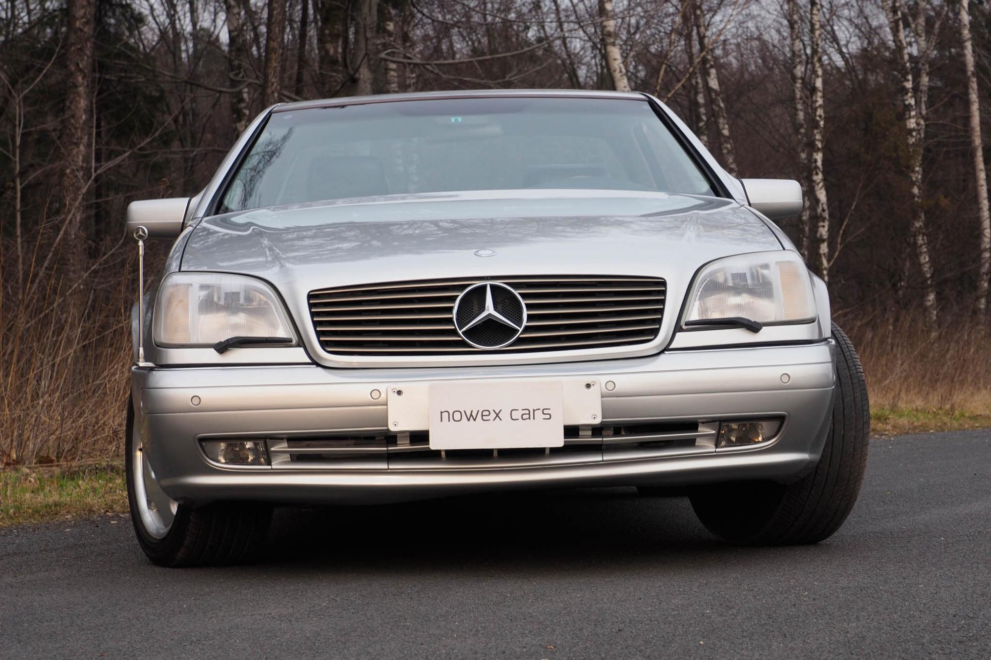 97 mercedes benz cl 600 nowex cars for 97 mercedes benz