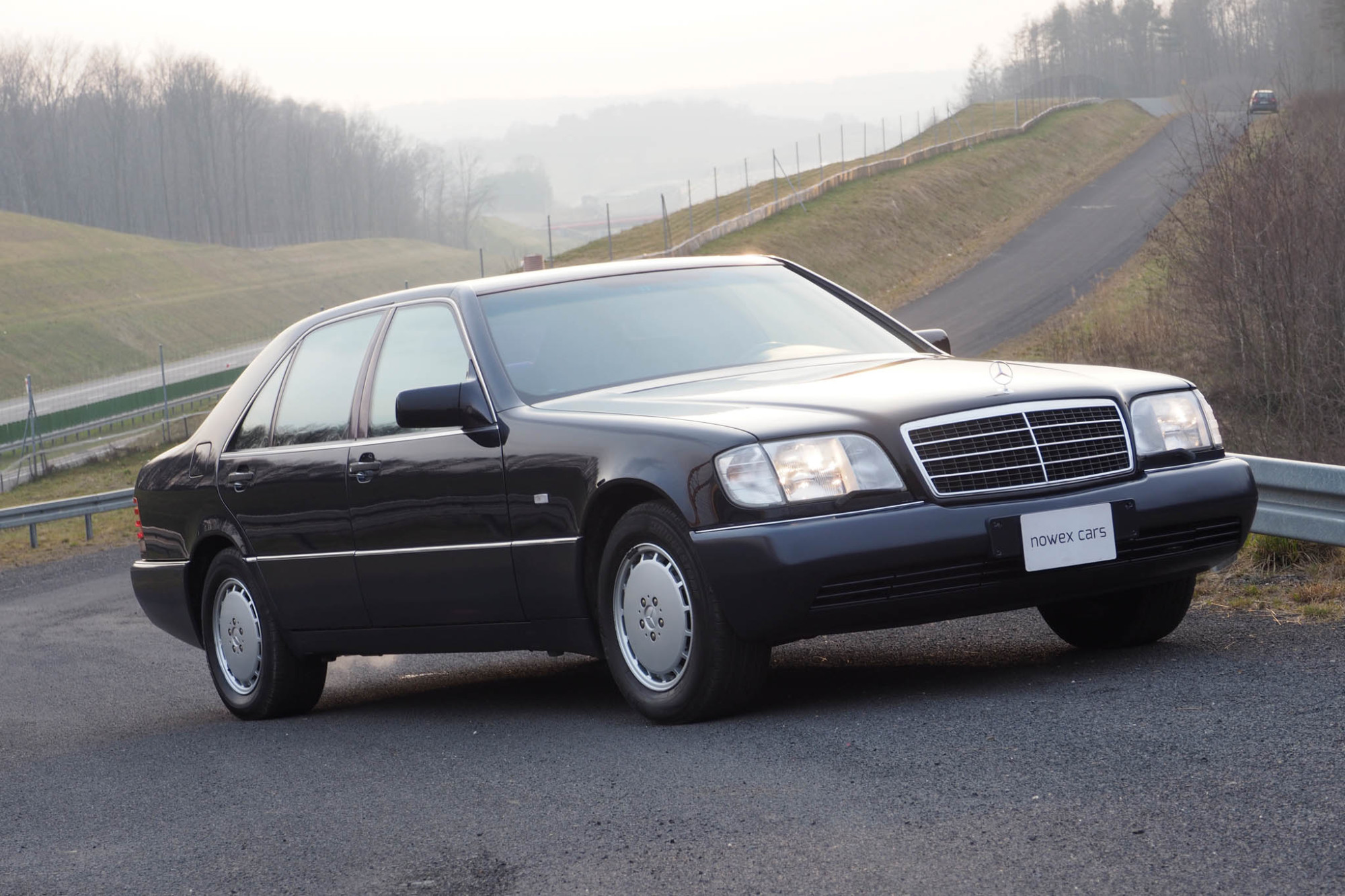 93 mercedes benz 500 sel nowex cars